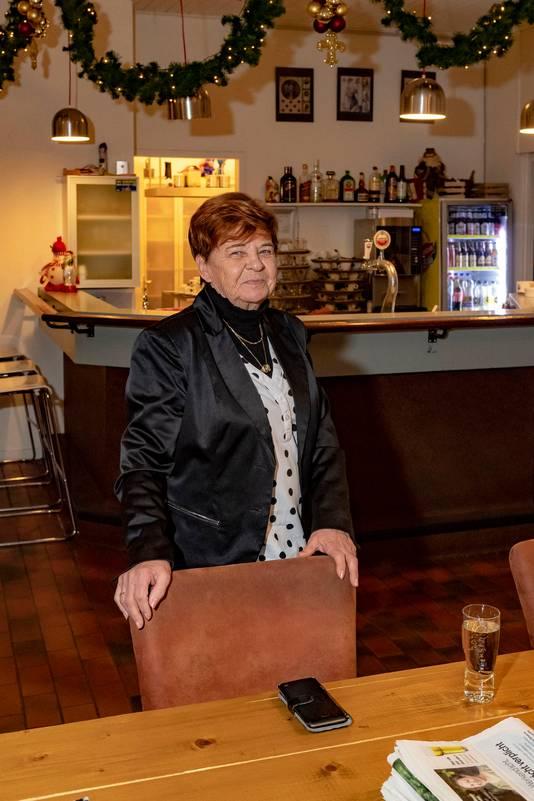 Barbariet Hellemons, de moeder van wijkcentrum De Moerkens.