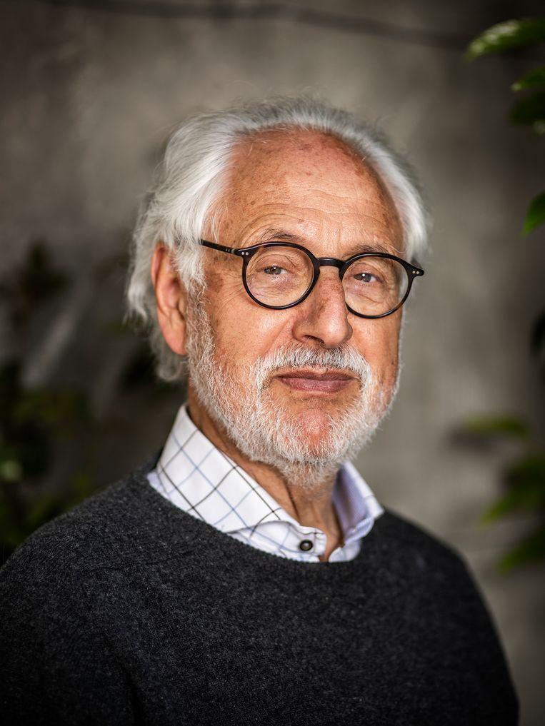 Trauma-expert en emeritus-hoogleraar psychiatrie Berthold Gersons (1945). Beeld Jiri Büller