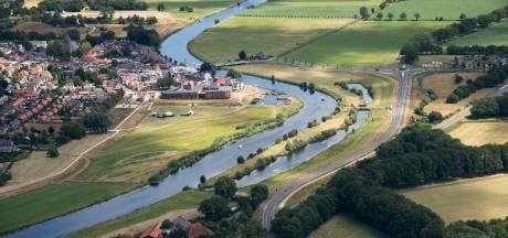 Versterkte dijk tussen Zwolle en Dalfsen komt er, maar hoe?
