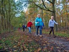 Tiende wandeltocht Runnersclub Lieshout