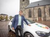Prijswinnaar Maurice Beijk uit Hengelo is van top tot teen duurzaam