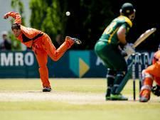 CricketersNederland dicht bij prestigieuze ODI-League