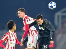 Geens stopt penalty NAC en helpt TOP Oss aan punt