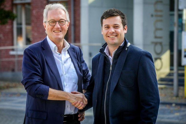 Lieven Cobbaert en Jan Bekaert worden om de beurt burgemeester en eerste schepen.