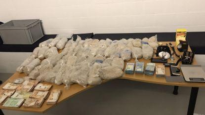 Grootste drugsvangst ooit in Zuiderkempen: 22 kilo heroïne en cannabis gevonden in sociale woning
