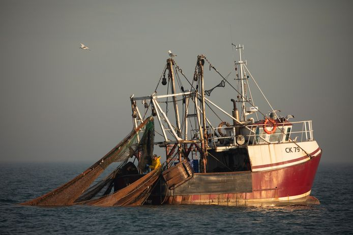 Aan de horizon gloort een deal over de visserij.