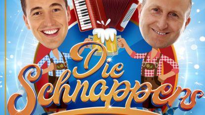 Yves Segers en Matthias Lens vormen ambiance-duo 'Die Schnappers'