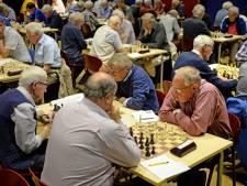 Senioren schaken om titel in Borne