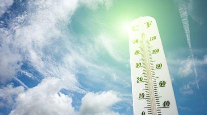 Grote temperatuurverschillen vandaag: 15 graden aan de kust, 27 in de Kempen