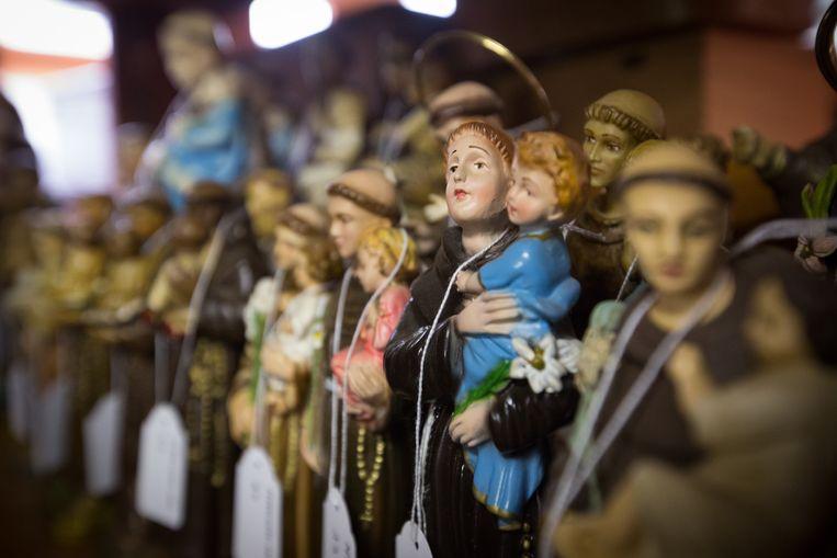 Vertrek Minderbroeders in Sint-Truiden