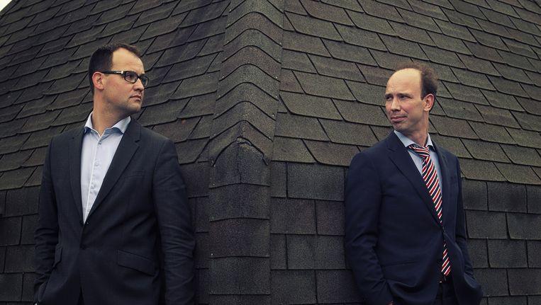 Malewicz en Janssen: 'Maar deze zaak gaat veel vergen, dat weten we' Beeld Mark van der Zouw