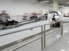Nieuwe scanners voor Eindhoven Airport: drank kan in handbagage blijven zitten