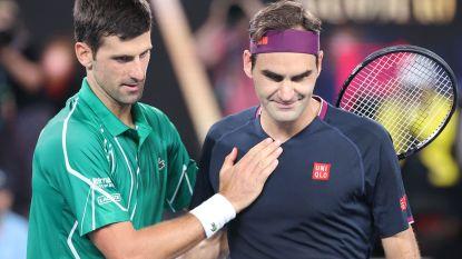 """Vader Djokovic haalt uit naar Federer: """"Hij is jaloers op mijn zoon"""""""