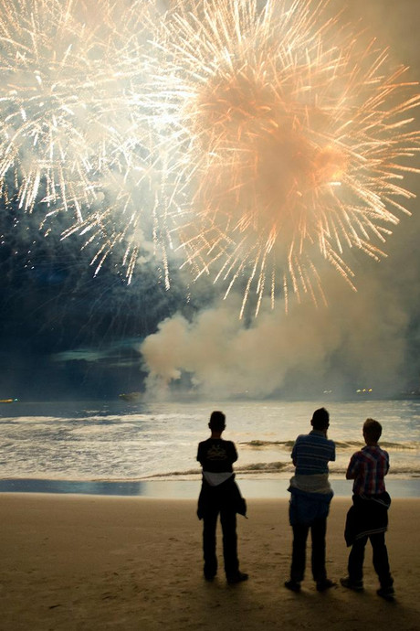Spanje wint opnieuw vuurwerkfestival Scheveningen
