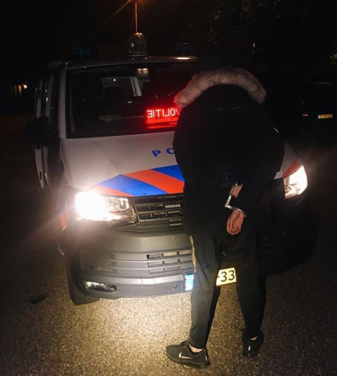 Opgepakte Puttenaar met drugs