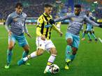 Vitesse mist topschutter Van Wolfswinkel tegen Feyenoord