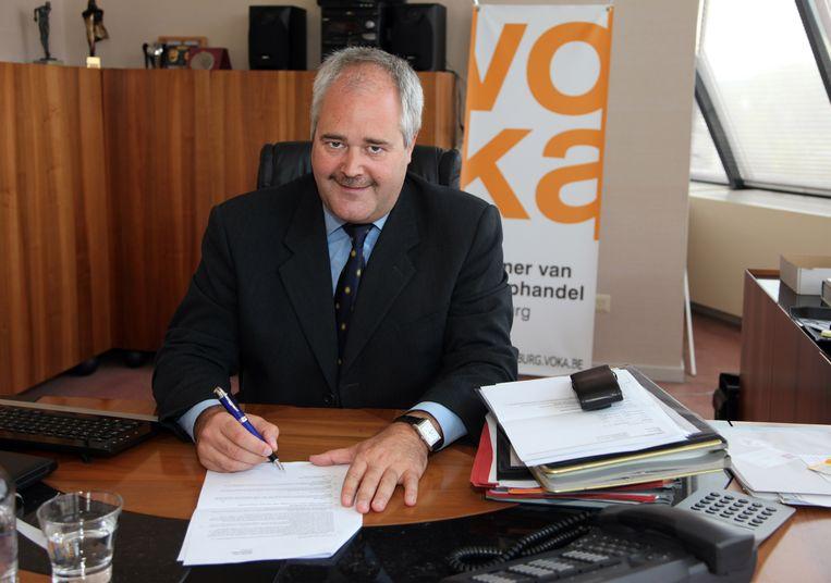 Johann Leten van Voka.
