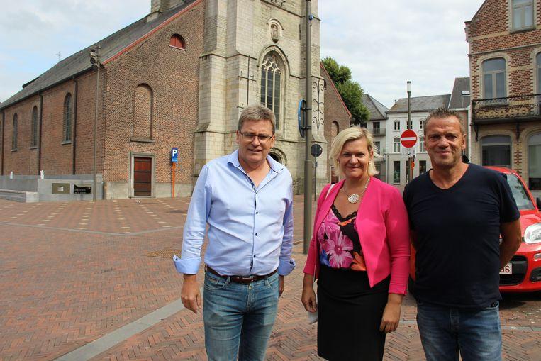 CD&V, Vlaams Belang, sp.a en N-VA betreuren het resultaat van de mobiliteitsstudie.