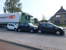 Meerdere gewonden na botsing met 4 auto's in Weerselo