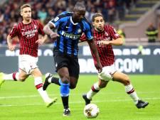 Derby van Milaan een prooi voor koploper Internazionale en De Vrij