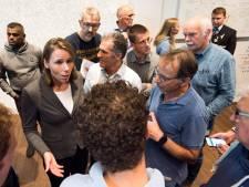 Gedeputeerde na boerenprotest Utrecht: 'Ik ben geen moment bang geweest'