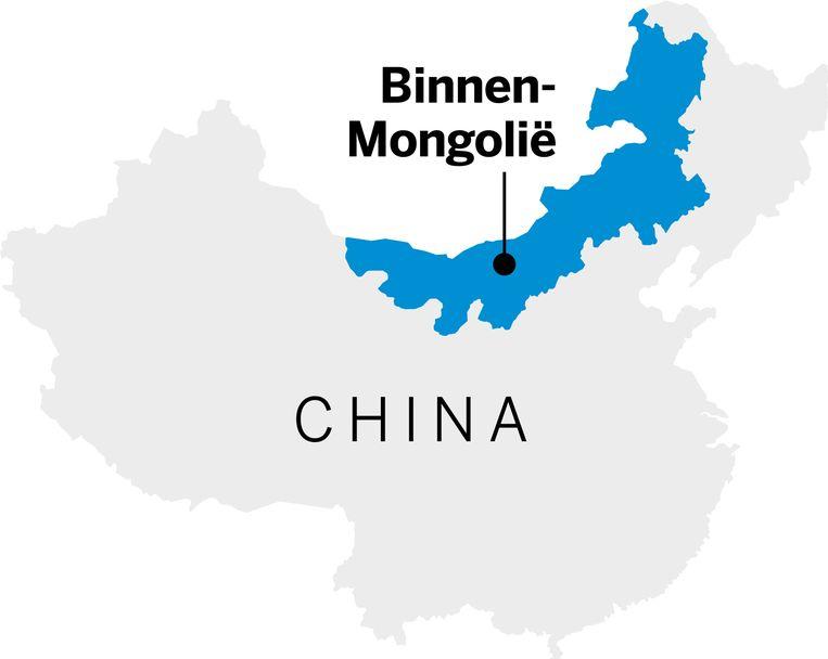 Binnen-Mongolië Beeld de Volkskrant