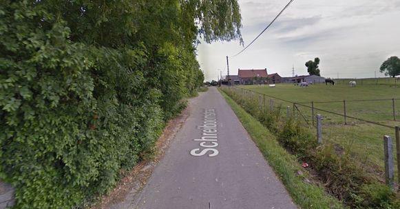 De Schreiboomstraat maakt geen deel uit van de transportroute.