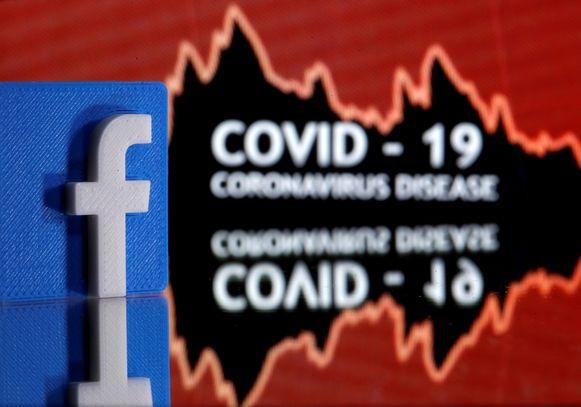 Facebook neemt extra maatregelen om nepberichten over het coronavirus en Covid-19 tegen te gaan.