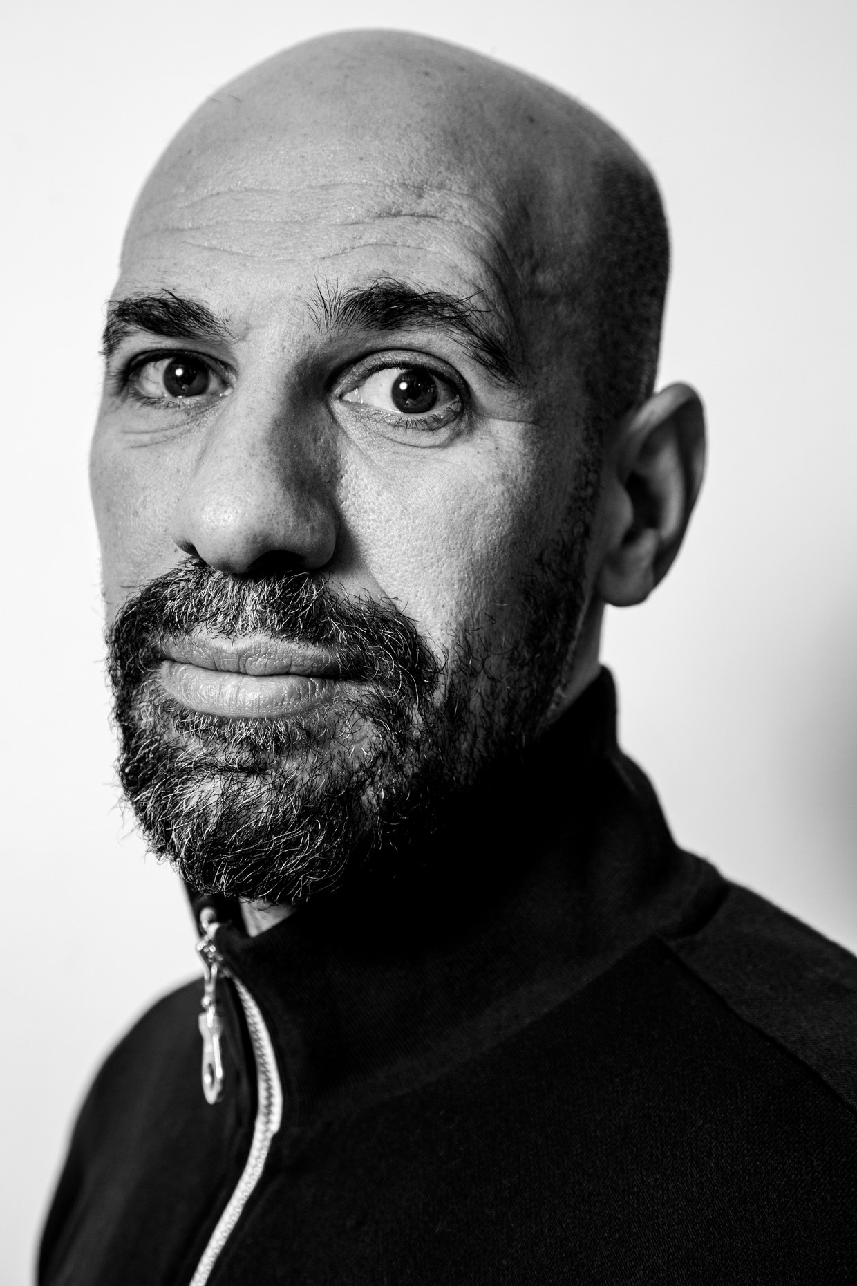 Abdelkader Benali (44) Beeld Ernst Coppejans