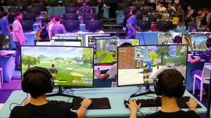 Nooit was onlinegame populairder dan Fortnite