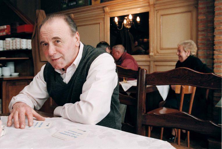 Gaston in 2001.