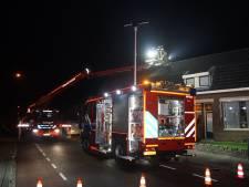 Geen gewonden bij schoorsteenbrand in Sprang-Capelle