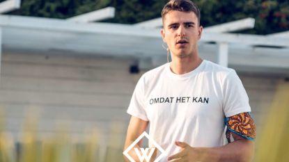 26 jaar en al Vlaams lijsttrekker voor sp.a: oud-burgemeester Christel Geerts lanceert zoon Conner
