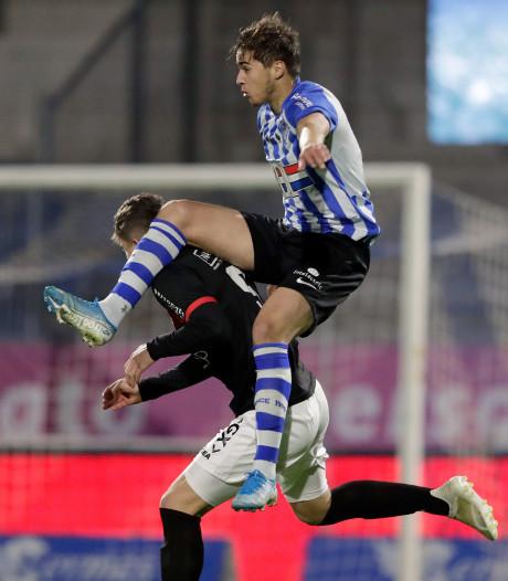 Gehavend FC Eindhoven sluit het jaar vrij kansloos af tegen NEC
