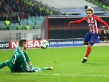 Atlético krijgt de muur van Qarabag niet gesloopt