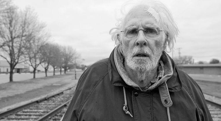 Bruce Dern in Nebraska (Alexander Payne, 2013). Beeld