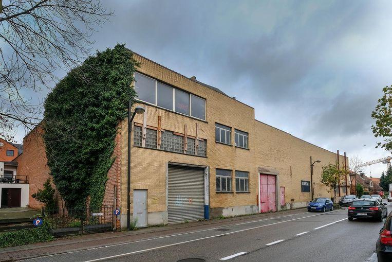 De oude gebouwen maken plaats voor twintig appartementen.