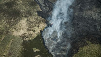 Onderzoek naar spoor van brandstichtingen op militair domein