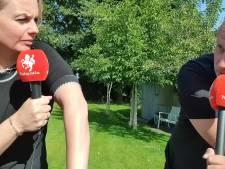 'Volgens de Duitsers hier vlak over de grens voetbalt FC Twente zondag in code rood'
