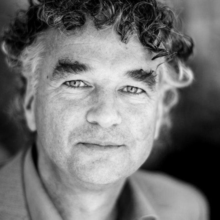 Mark van Baal is oprichter van Follow-this.org: een beweging van Shell-aandeelhouders die wil dat Shell investeert in duurzame energie Beeld Mark van Baal