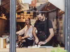 Te klein restaurant organiseert bubbel-diners voor 10 gasten