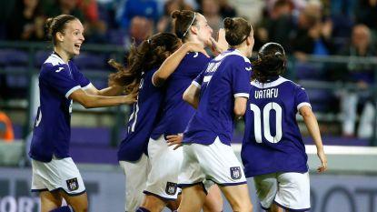 Football Talk (12/9). Draw voor vrouwenploeg Anderlecht in Champions League - Pro League volgt KBVB dan toch naar Tubeke