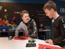 Op de basisschool van 2020 in Sint Anthonis leer je programmeren