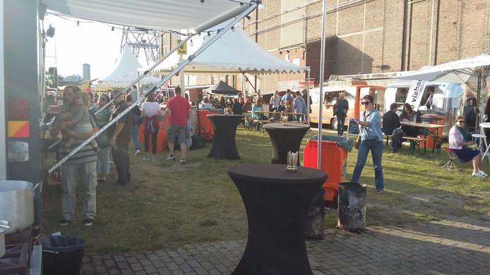 Cuisine Machine in de Machinefabriek in Vlissingen.