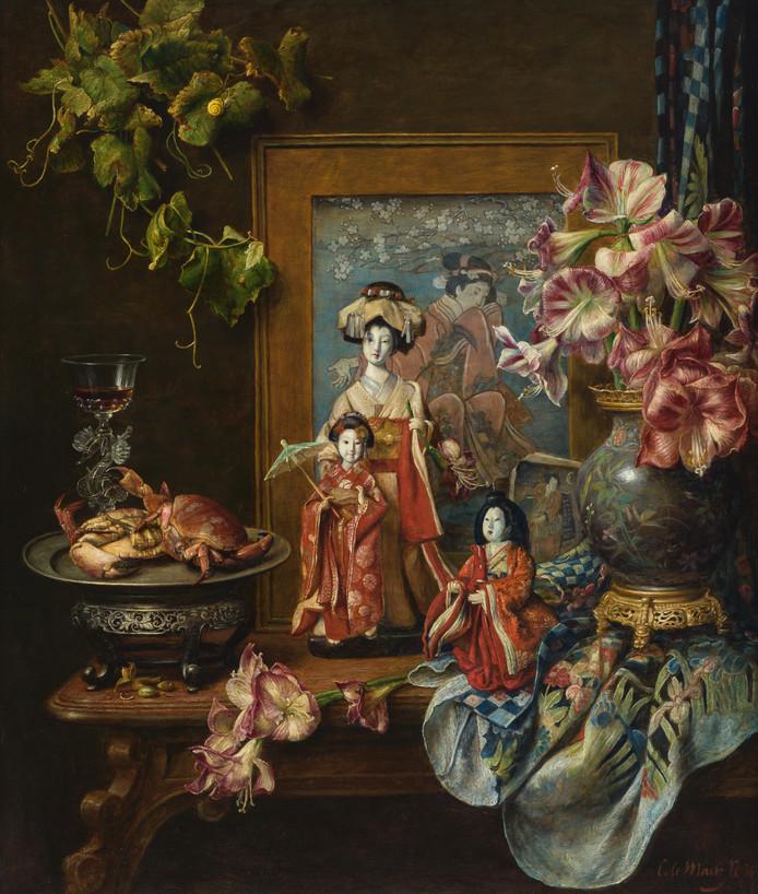 Werk van Cornelis Le Mair.