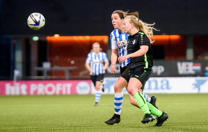 Archiefbeeld FC Eindhoven Vrouwen.