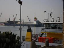 Zelzate steunt fusie havens