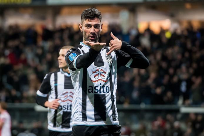 Mohammed Osman is geblesseerd en kan voorlopig niet spelen bij Heracles, dat meer personele zorgen heeft  in de aanloop naar het thuisduel tegen PSV.