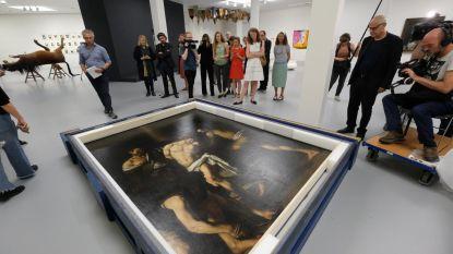 Caravaggio op bezoek in M HKA