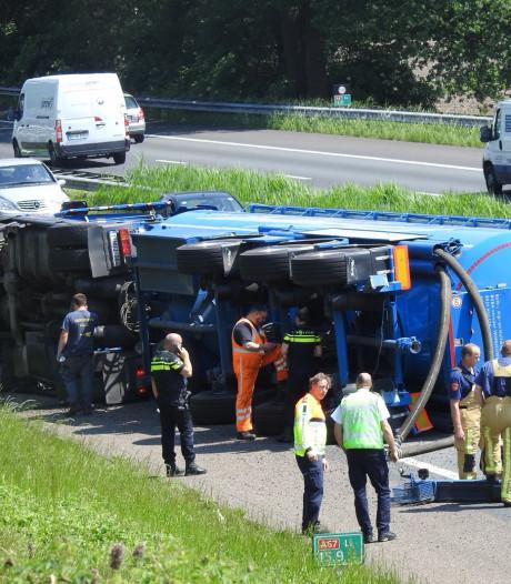 A67 het toneel van vele zware ongelukken